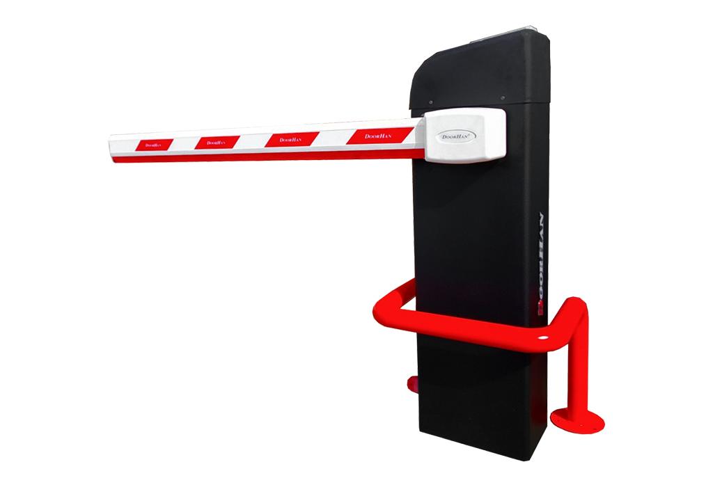 BR-PROTECT DoorHan защитит ваш шлагбаум от наезда автотранспорта