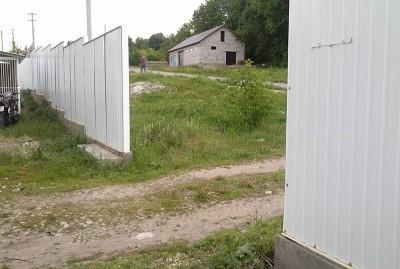 Откатные (сдвижные) ворота ЭКОН в Тольятти